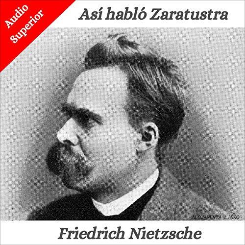 Así habló Zaratustra [Thus Spoke Zarathustra] cover art