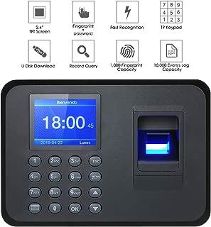 Hylotele Máquina biométrica de Asistencia de Huellas Dactilares 2.4
