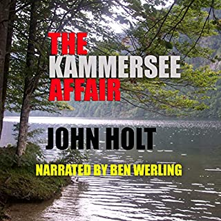 The Kammersee Affair audiobook cover art