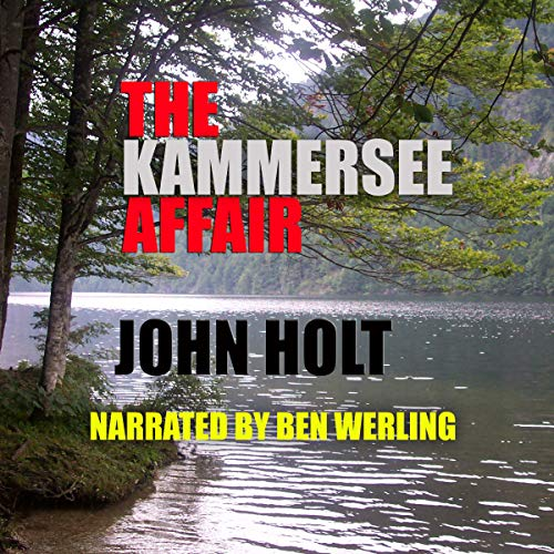 The Kammersee Affair  By  cover art