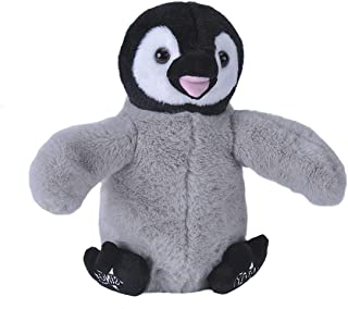 Happy Penguin Plush Toy, Animated Stuffed Animal That Claps & Sings, Baby Toys & Kids Gifts For All Ages, 10
