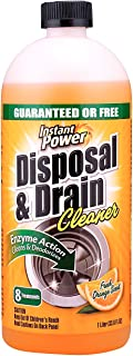 Scotch 1503 Instant Power Disposal and Drain Cleaner, Orange Scent