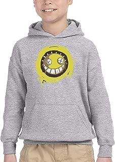 Overwatch Junkrat Kids Long Sleeve Hoodie Outwear with Pocket