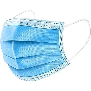 Staubschutz Einweg Mundbedeckung aus Vlies Versand aus DE 100 St/ück NEU: 100 x Mundschutz