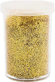 Ultra Fine Gold Craft Glitter 15g One Size