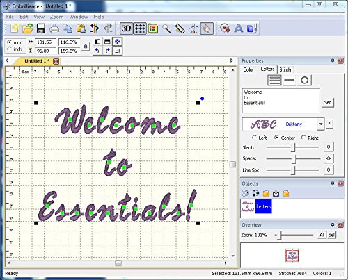 Essential Embroidery Software