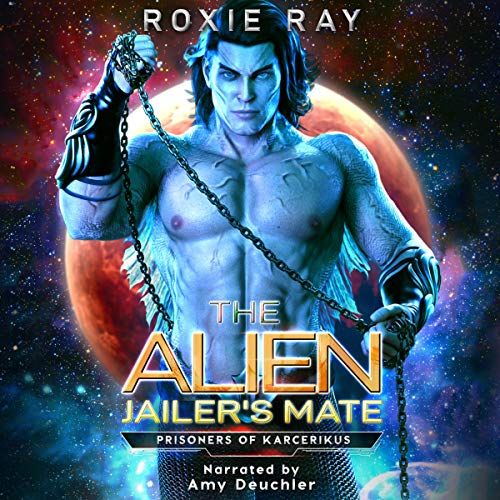 The Alien Jailer's Mate Titelbild