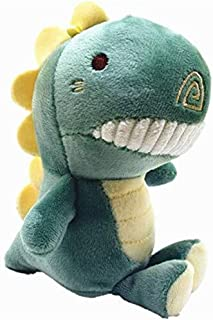 Llavero Cute Crossing Dragon Dinosaur Doll Plush Car Key ...