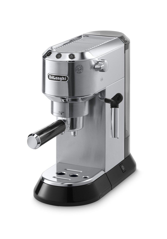 De'Longhi EC680M Dedica 15-Bar Pump Espresso Machine