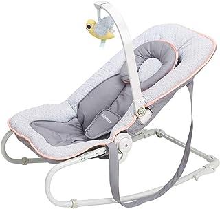 BabyMoov Graphik Baby Bouncer, Rocker Chair - 0m+ Recining, Piece of 1