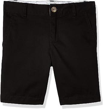 The Children's Place Boys' Husky Uniform Chino Shorts