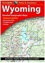 DeLorme® Wyoming Atlas & Gazetteer (Delorme Atlas & Gazeteer)