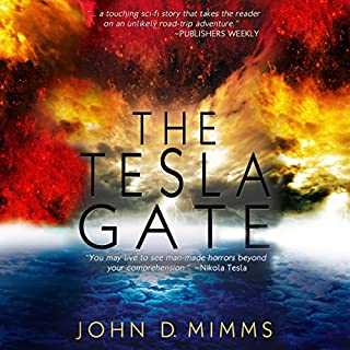 The Tesla Gate audiobook cover art