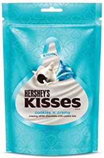 Hershey's Kisses Cookies & Creme Chocolate, 33.6 g