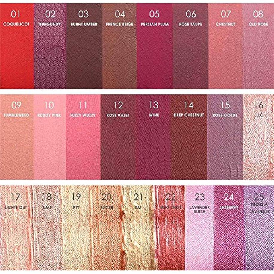 変な職人ゲートウェイ(#23) Focallure 25 colors Lip gloss Lip Tint Cosmentic Waterproof Lipgloss Pigment Sexy Lip kit Matte Liquid Lipstick Nude Makeup