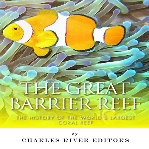The Great Barrier Reef audiobook cover art