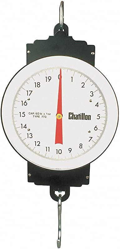 Mechanical Hanging Scale Dial Steel