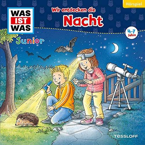 Folge 34: Wir Entdecken die Nacht