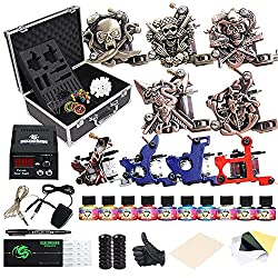 Dragonhawk Complete Tattoo Kit for beginner