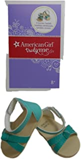 """American Girl Truly Me Crisscross Sandals for 18"""" Dolls (Doll Not Included)"""