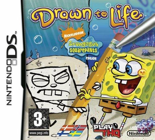 Drawn to Life: Spongebob Squarepants (Nintendo DS) [import anglais]