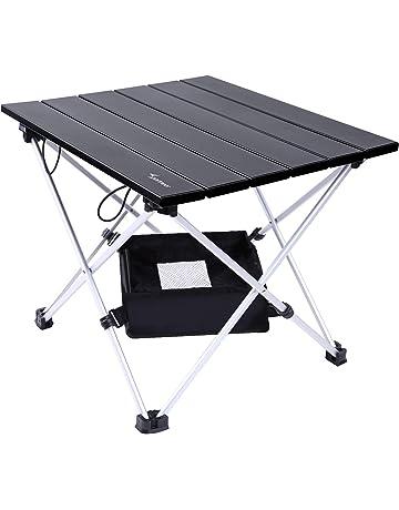 Amazon.es: Mesas - Mobiliario de camping: Deportes y aire libre