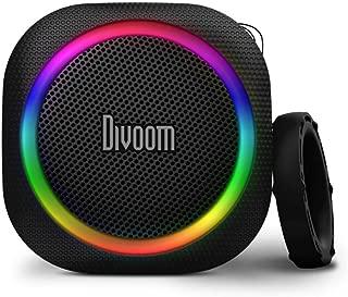 Divoom 840500101629 Pixel Art Speakers - Black (Pack of 1)