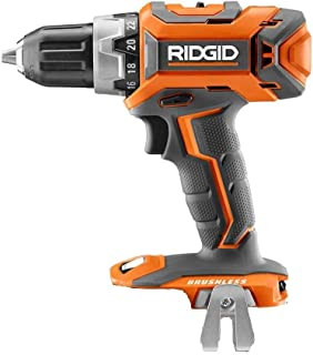 Ridgid R860054 GEN5X 18 Volt Lithium-Ion Brushless Cordless 1/2in inch 2-Speed Drill/Driver Bulk Packaged (Renewed)