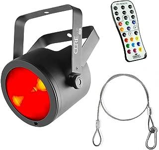 Chauvet COREpar 80 USB DJ COB Full Color Spectrum 80W LED Wash Light & Remote