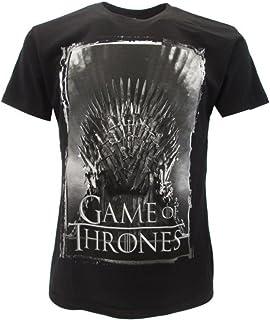 T-Shirt Maglietta Trono Serie TV Trono di Spade Game of Thrones - 100% Ufficiale HBO