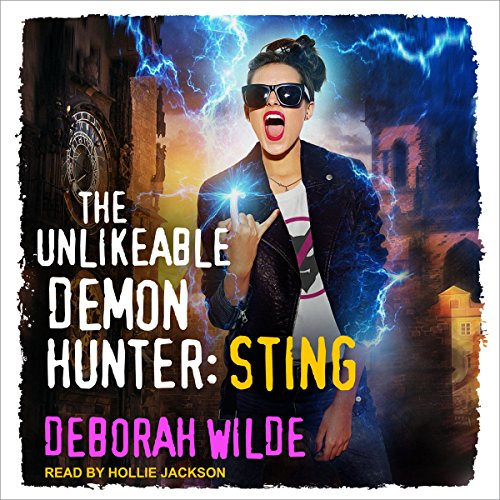 The Unlikeable Demon Hunter: Sting audiobook cover art