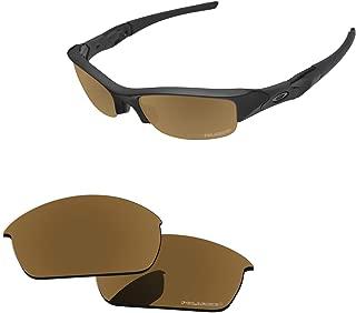 Lenses Replacement for Oakley Flak Jacket