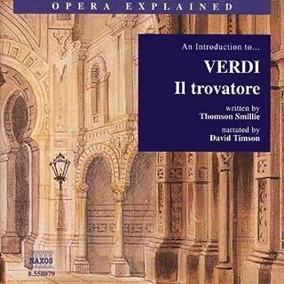 Verdi: Il Trovatore audiobook cover art