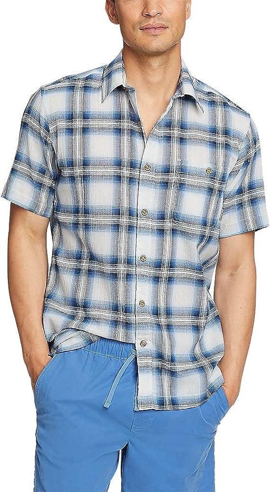 Eddie Bauer Men's Breezeway Short-Sleeve Shirt