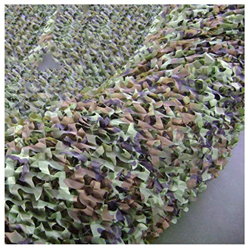 Yunyisujiao Camouflage Net Jungle Blad Vorm 150D Oxford Doek Thema Park Film En Televisie Base CS Field Game Simulatie Decoratieve Fotografie Schaduw Net Multi-size Optioneel (Kleur : 3 * 4M)