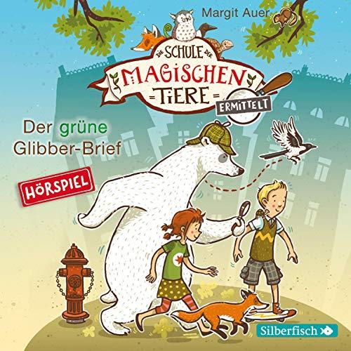 Der grüne Glibber-Brief audiobook cover art