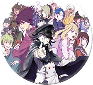 Clothes Jom91 Anime Danganronpa Cosplay Trigger Happy Badge Pins Characters for Backpack