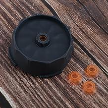 Elegant Essence Pressure-Actuated Attachment for AeroPress Coffee Maker