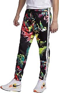 Nike Men's Sportswear Nsp Trk Pants, Black, Medium-NKAR1613-389