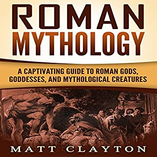 Roman Mythology cover art