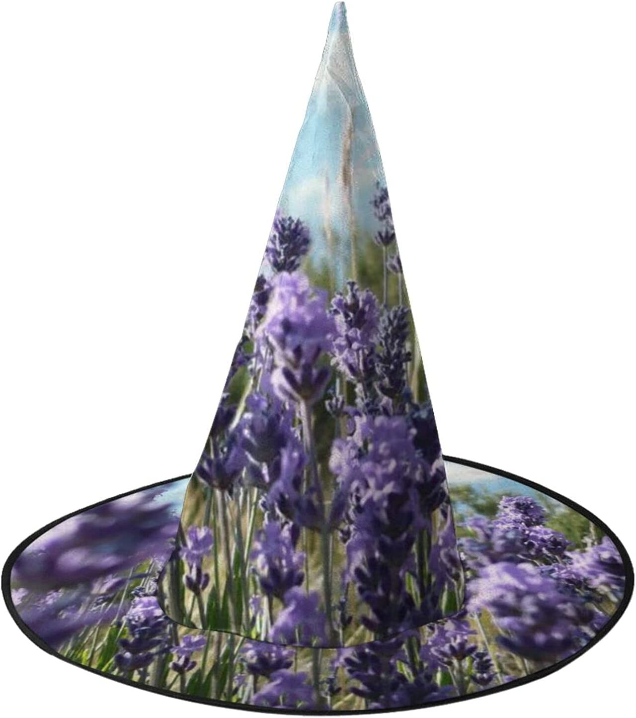 Lavender Womens Witch Hat Girls Boys Free shipping on posting reviews Cap Mas Party for Halloween Genuine Free Shipping
