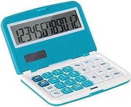 $28 » Style wei Office Calculators Calculator 12 Digit Desk Calculator Large Buttons Calculator Portable Calculator Financial Bu...