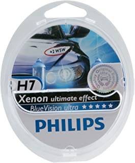Philips H7 Blue Vision Ultra Bulb