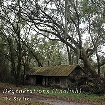 Dégénérations (English)