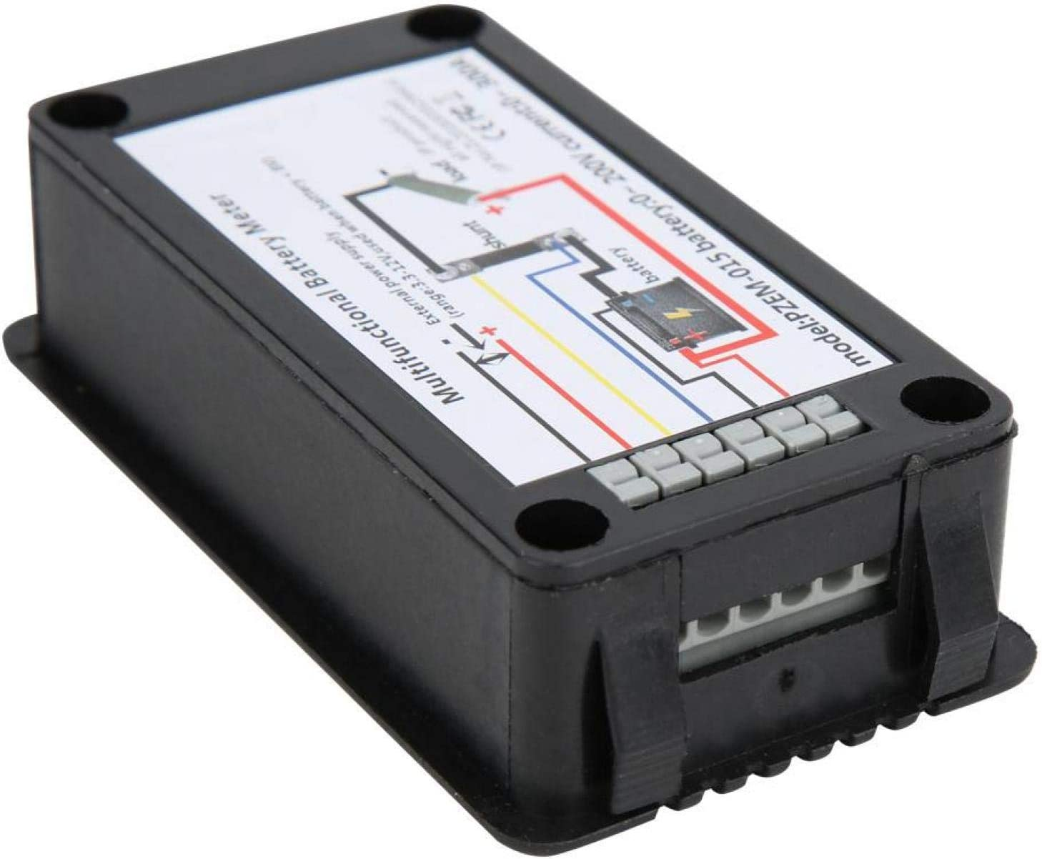 Current Voltage high-Strength Battery Tester Multifunctional for Battery Test(015 English (self-provided shunt))
