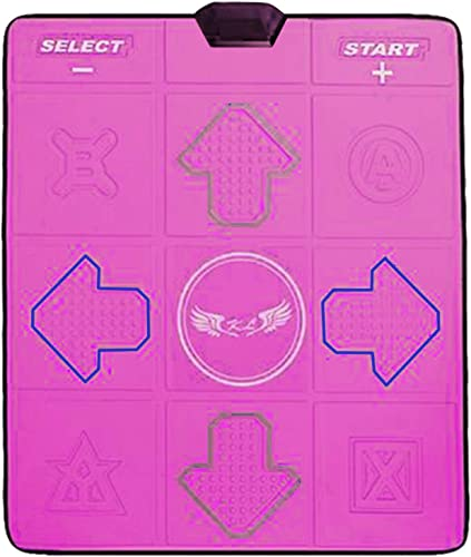 popular Home Dance Mat for Adult Kids Wireless Dance Mat Non-slip TV Game Dancing Pad with 2 Remotes Dancing Step online sale Pads, Dancing Mat for online sale Kids 6-12 Dancing Toy, Say Yes To Life outlet sale