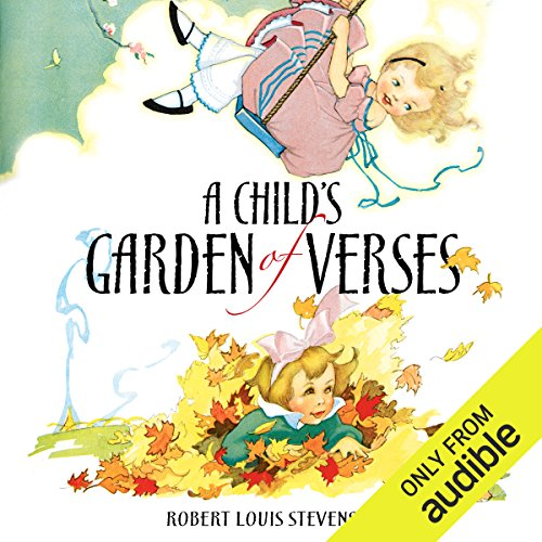 A Child's Garden of Verses audiobook cover art