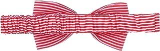 Lolita Striped Headband - Red