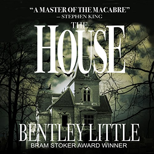 The House audiobook cover art