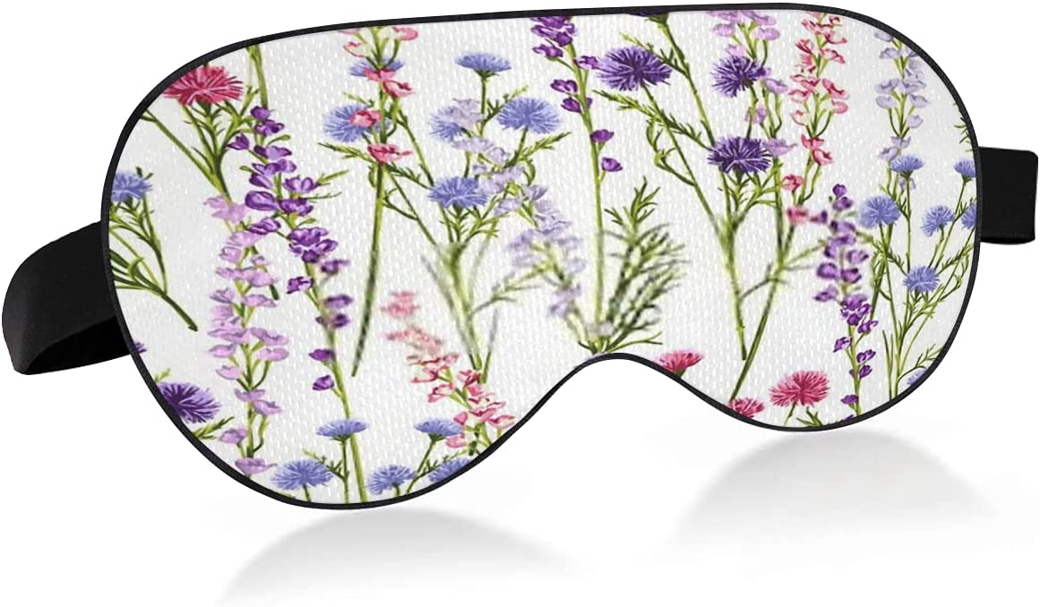 Sleep Mask with Eyes Outlet SALE That Don't miss the campaign Block Dry Light Relieve and Seaml